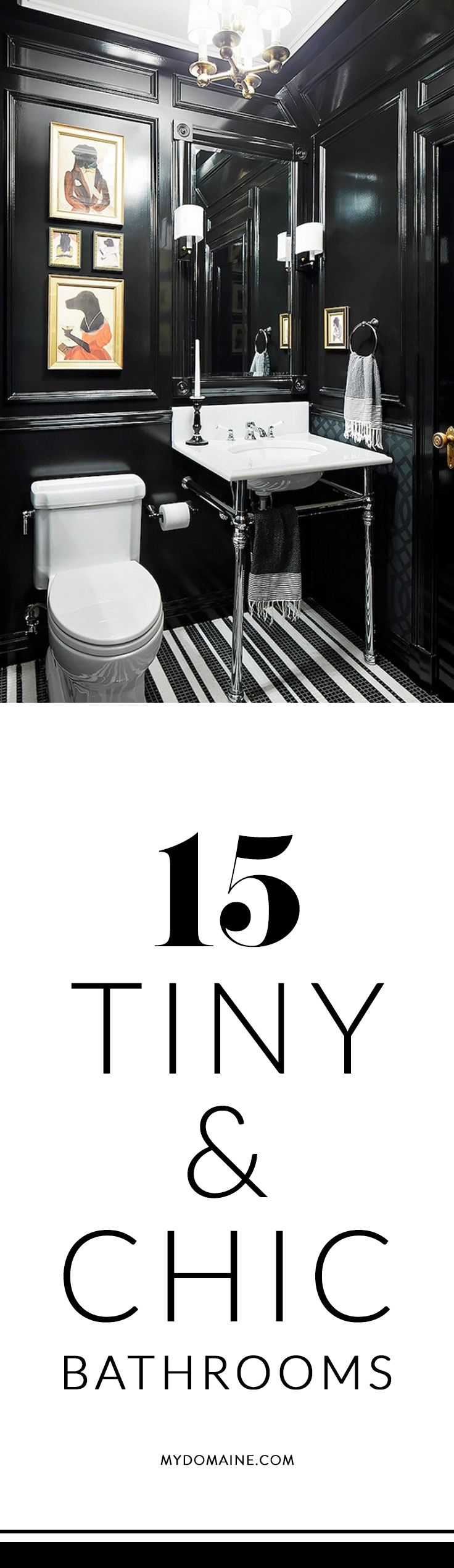 Bathroom Furniture : How to style a small bathroom - Decor Object ...
