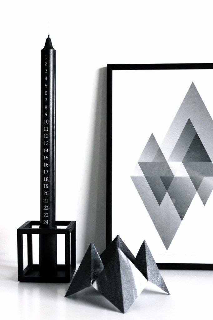 Home Decorating DIY Projects: Black - Decor Object   Your Daily dose on