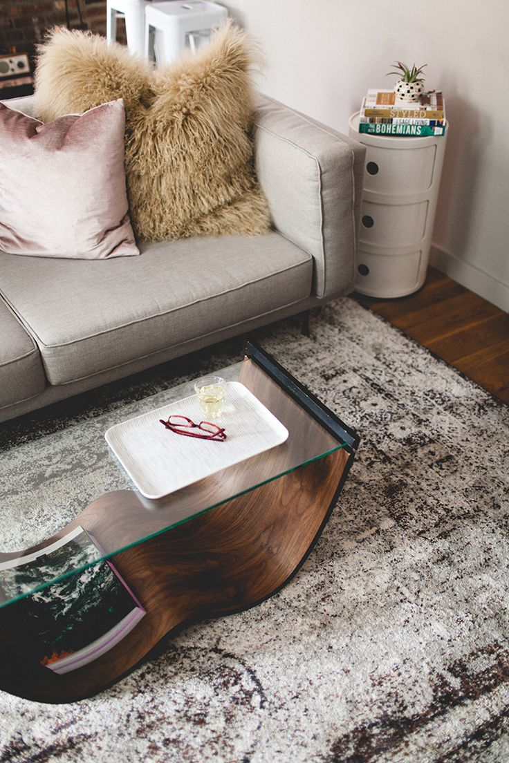 Rugs – Home Decor : how to use rugs to define spaces in a studio ...