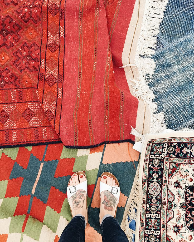 Rugs – Home Decor : sharing some of my favorite vintage finds from ...