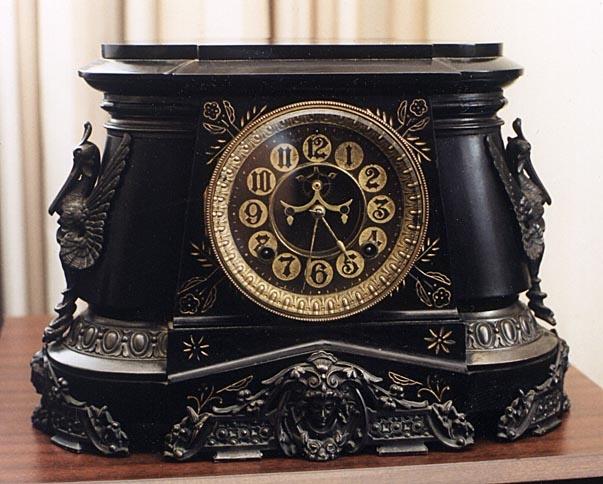 19th Century Clock