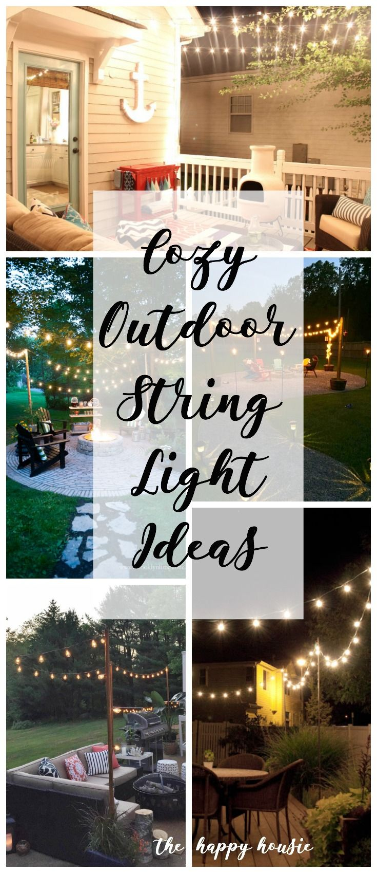 Deck Progress and Dreaming of Outdoor String Lights