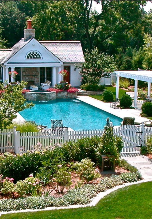 Decor - Pools : 100s of Different Patio & Pool Design Ideas. www ...