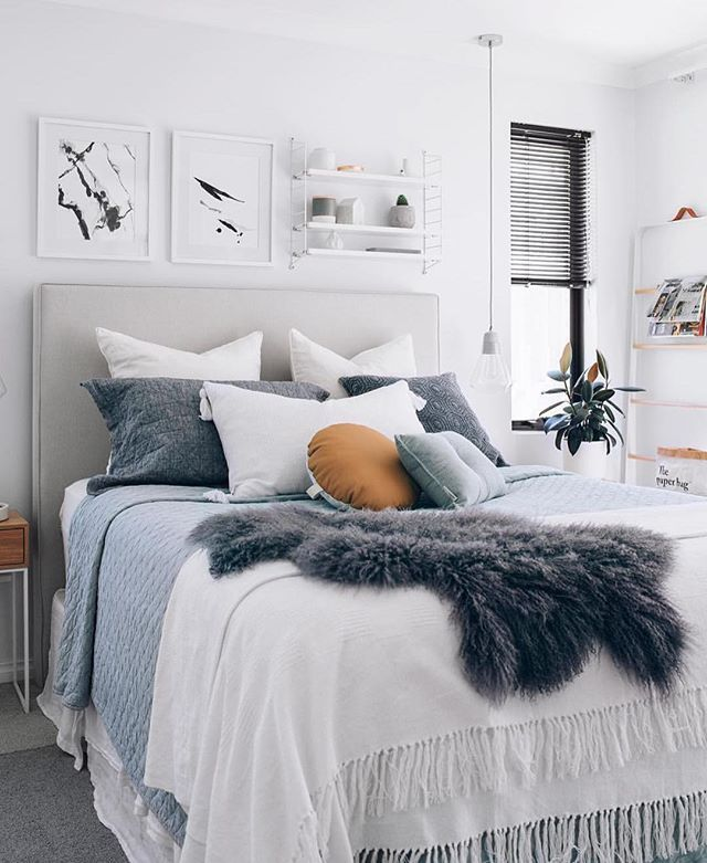 8 Homey Bedroom Ideas That Will Match Your Style: Bedrooms : Bedroom Inspo The Bedroom Of @oh
