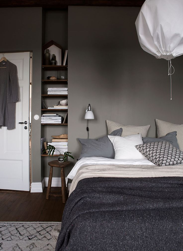 Furniture Bedrooms Daniella Witte S Bedroom In Shades Of Grey