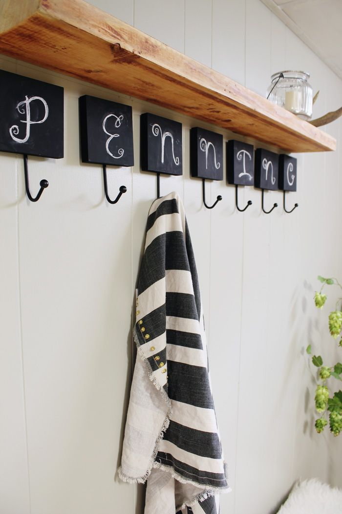 Entryway Updates + A Styling Trick