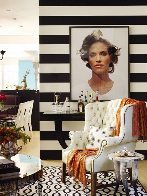 Furniture Entryway Mix And Chic Ken Fulk