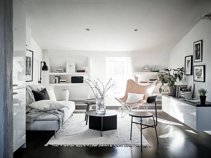 Furniture Living Room Gravity Home Scandinavian Attic Apartment