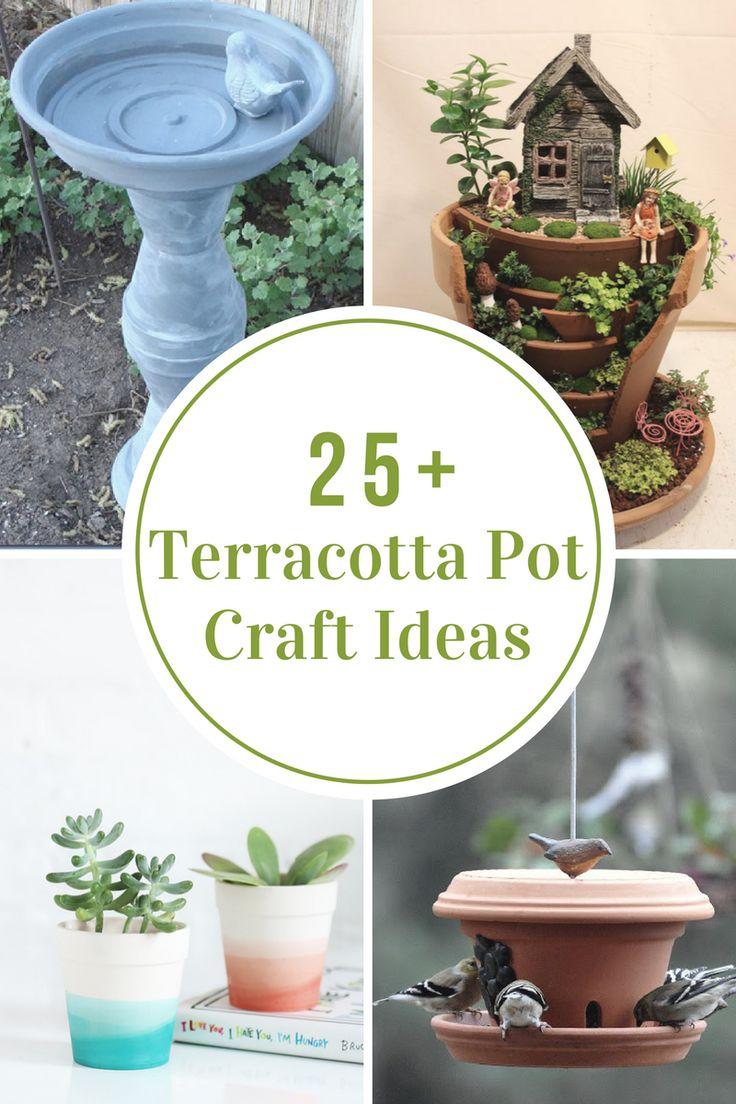 Gardening and Outdoor Decor : Crafts Ideas | Outdoor Decor Ideas ...