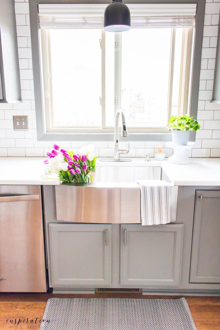 Home Decorating DIY Projects: Kitchen and Dining Room Spring Tour ...