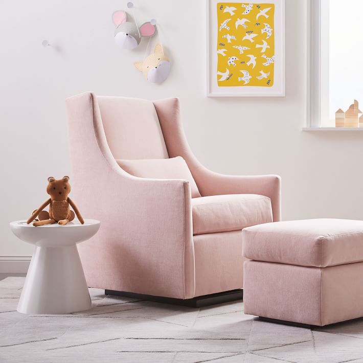 Home Decorating DIY Projects: West Elm Modern Baby And Kids Furniture And  Home Decor Midcentury Modern Blush Bu2026