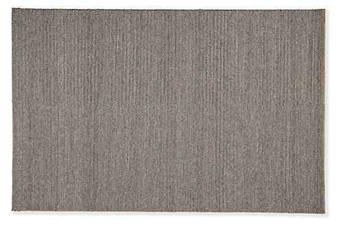 Chain 10'x15' Rug in Charcoal - Patterned - Rugs - Room & Board