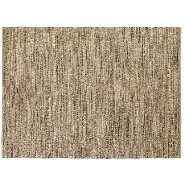 Rugs Home Decor Crate Barrel Jarvis Grey Jute Blend 9x12 Rug Featuring Polyvore Hom