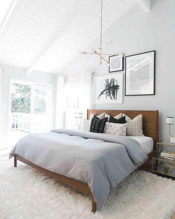 Make your bedroom beautiful! Bedroom furniture, unique lighting and more from we...