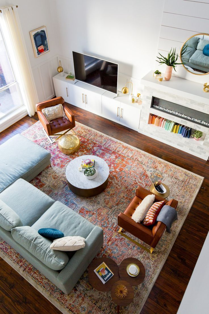 Big Reveal: Finally Sharing Our Finished Living Room Makeover!