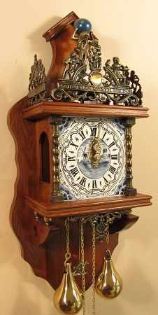 Antique Clocks German Original Black Forest Cuckoo