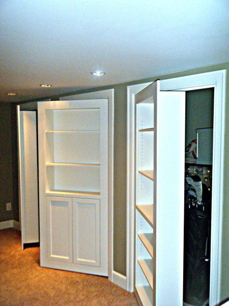 Use For Hallway Linen/extra Closet