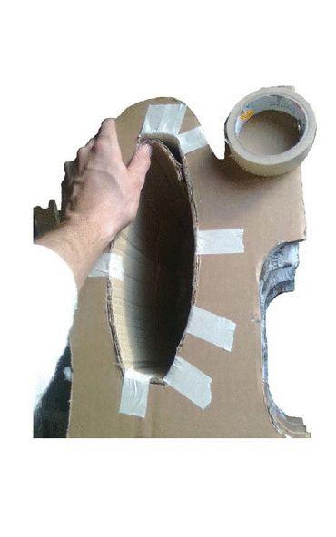 Easy DIY: How to Make Cardboard Furniture