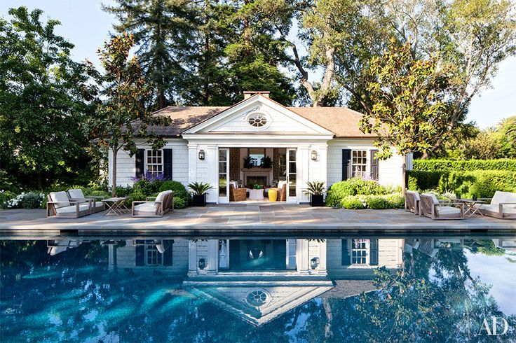 A Colonial Revival Residence in California Provides the Perfect Homebase for a Young Family