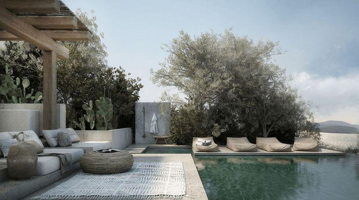 Mykonos Home by Block722architects+ (Est Magazine)
