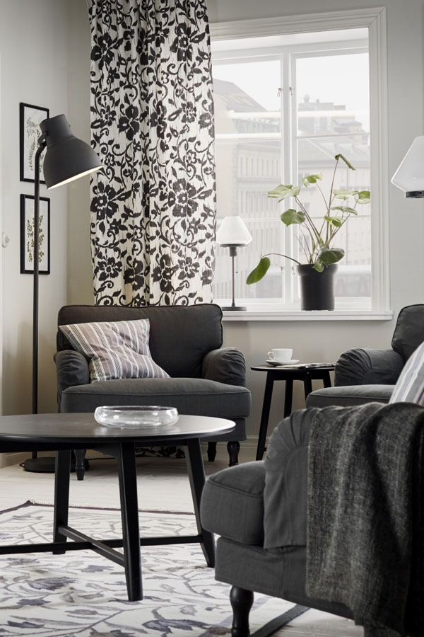 Furniture U2013 Living Room : Create A Living Room You Love To Relax In! The  IKEA STOCKSUND Chair Is An Extra U2026