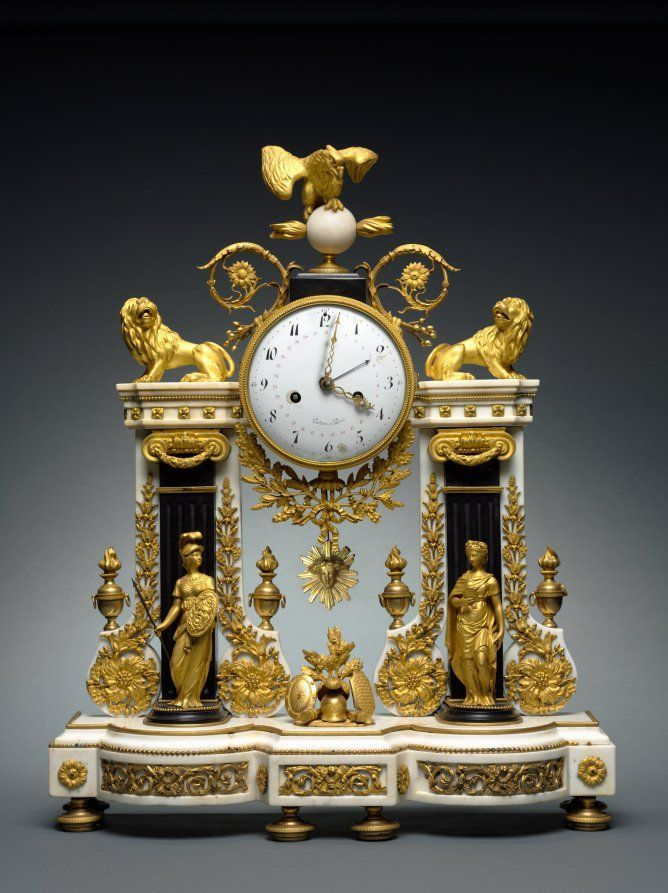 Clock - Cleveland Museum of Art