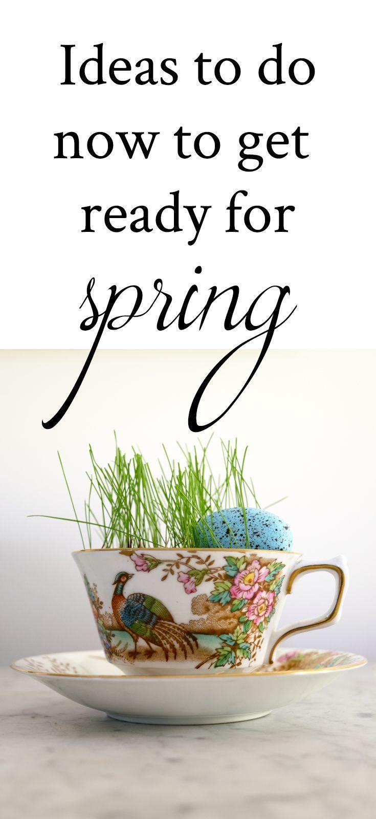 DIY Spring Decor Ideas for Your Home