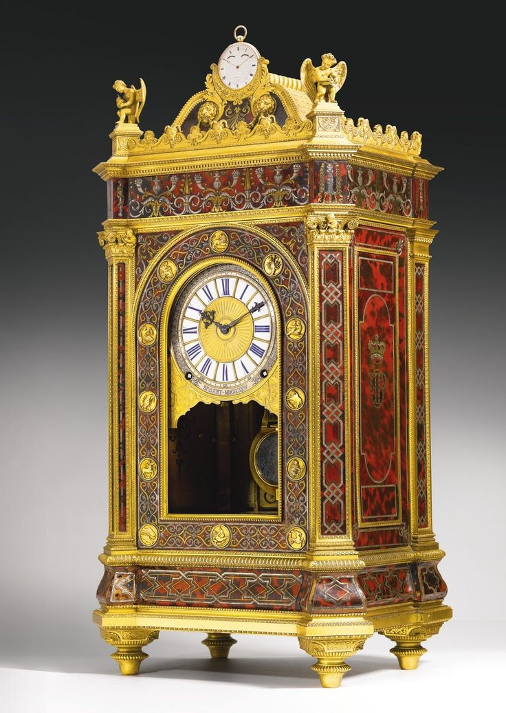 Clocks - Decor : 6 of the Most Expensive Antique Items in ...