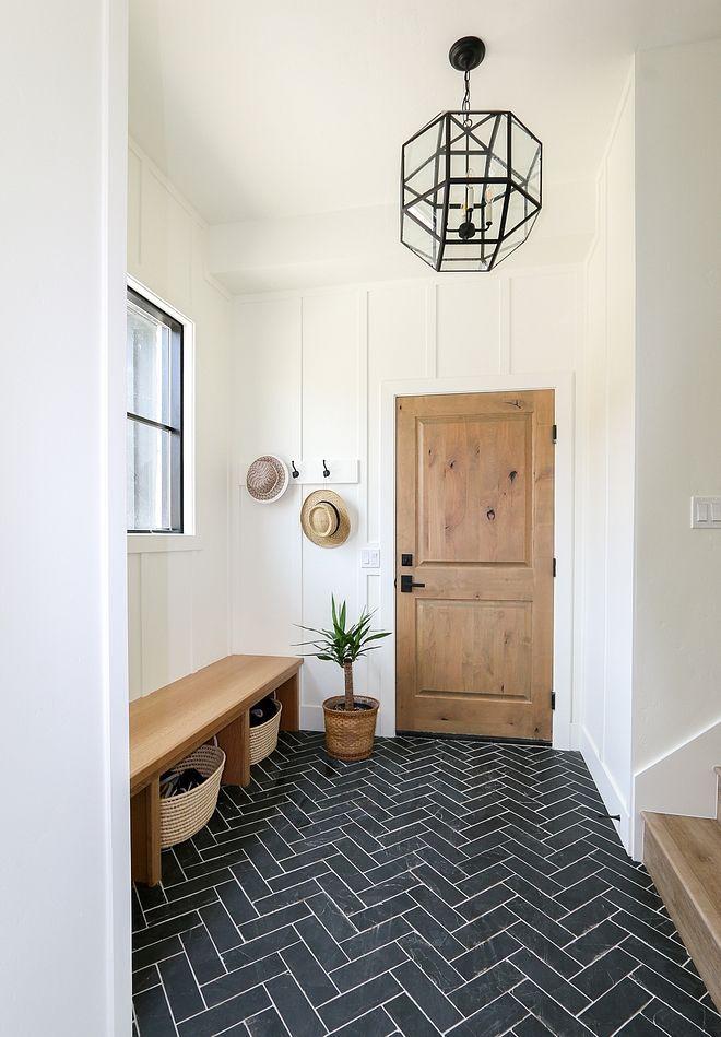 Home Decor Entryway Mudroom Bench White