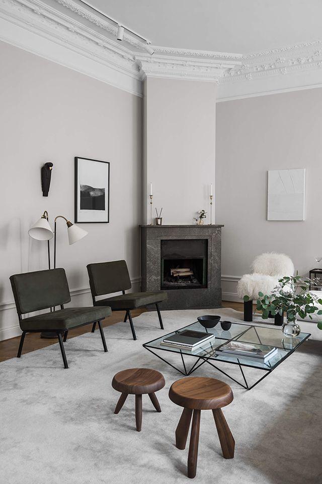 I've featured the work of Swedish interior designer Louise Liljencrantz befo...
