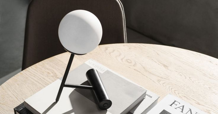 #DailyProductPick The Phare Lamp by Menu was designed with the idea of creating ...