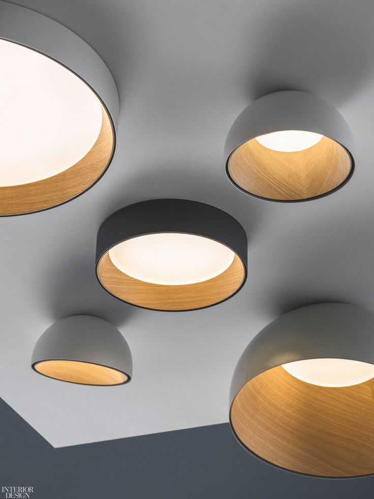 Light Fixtures From Vibia, El Torrent, and Other Brands Cast a Contemporary Glow