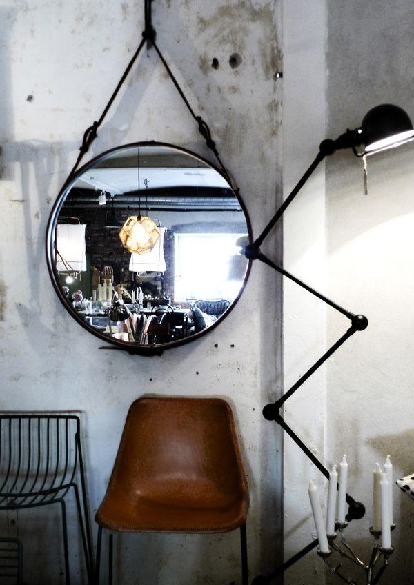 GUBI mirror.