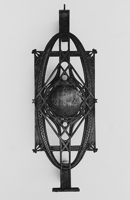 Baluster from the Chicago Stock Exchange Building, 1893, Chicago, Louis Sullivan