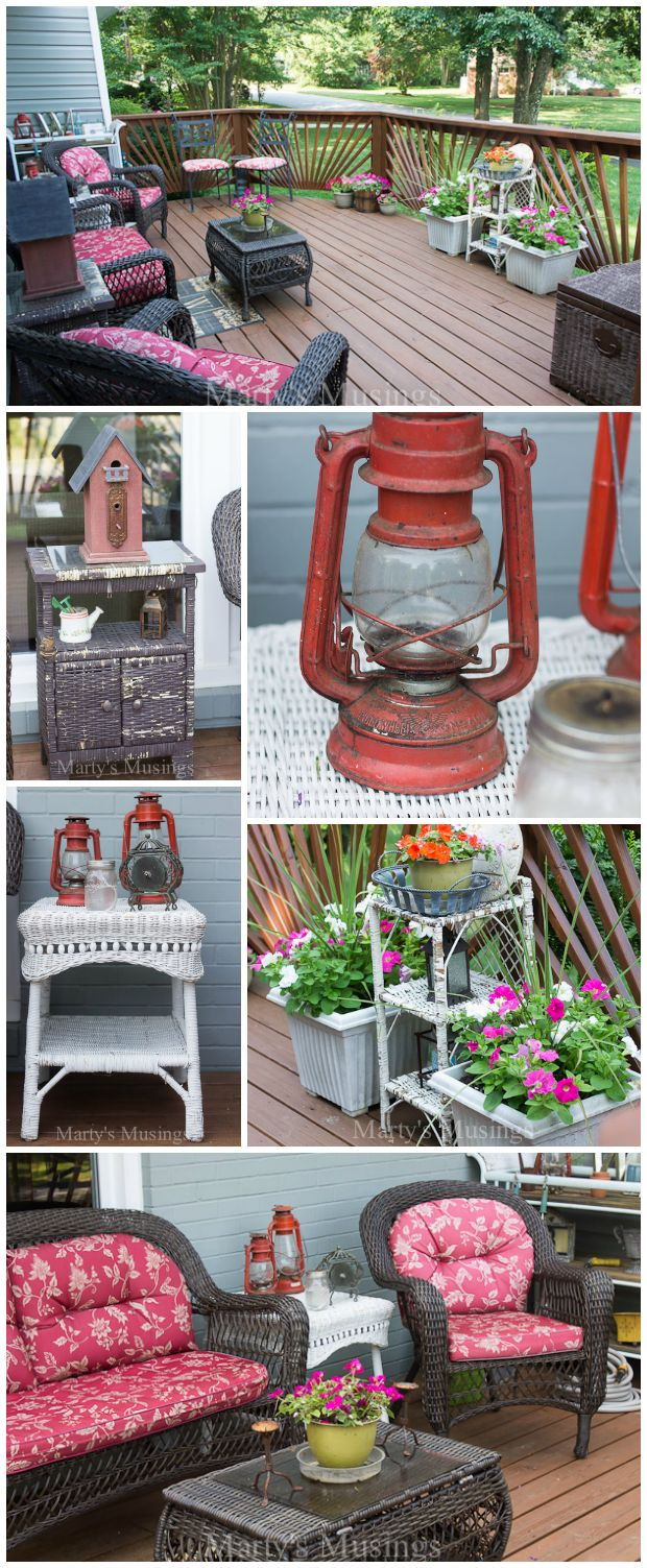 These budget decorating ideas for decks and other outdoor spaces will inspire yo...