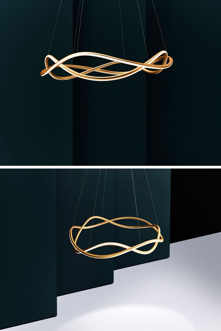 London-based lighting studio Luum, have designed their latest chandelier named A...
