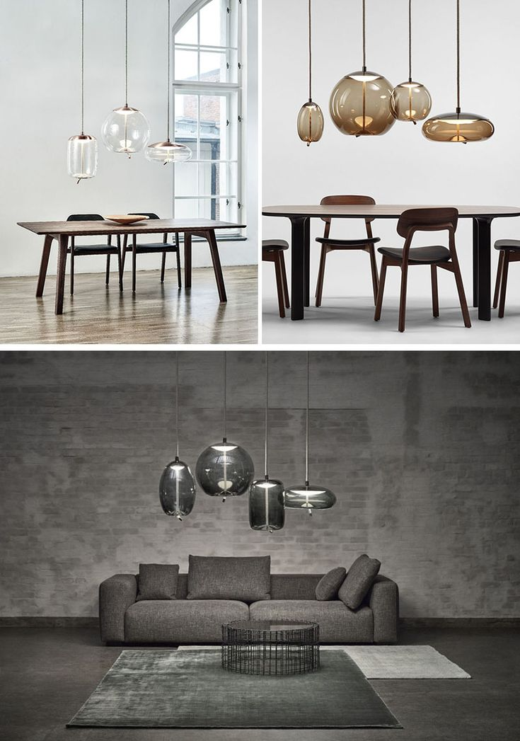 ChiaramonteMarin Designstudio has created KNOT, a collection of modern lights th...