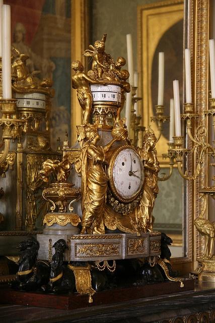 2007 France: Versailles by tomandjp, via Flickr