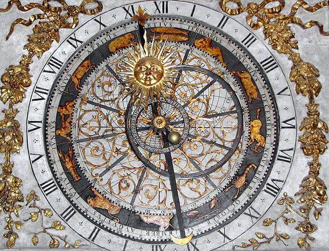 Dark Roasted Blend: Incredible Astronomical Clocks