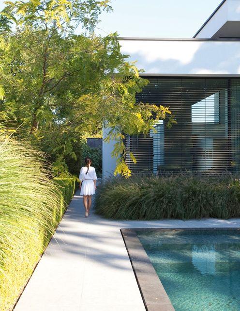 Villa WD in Zonhoven Belgium by vlj-architecten