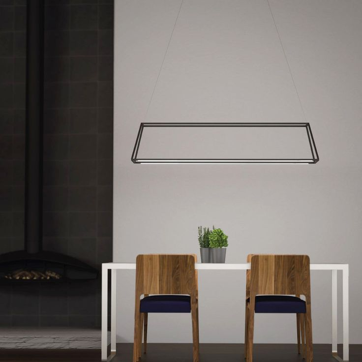 #DailyProductPick The Z-Bar Pendant Rise by Koncept features a soon-to-be-releas...