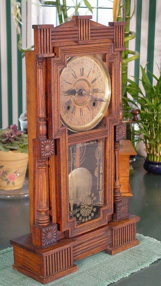 Antique clock:
