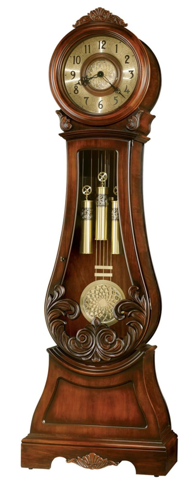 Chiming Grandfather Clock ::  My husband LOVES clocks ... one day, one day this ...