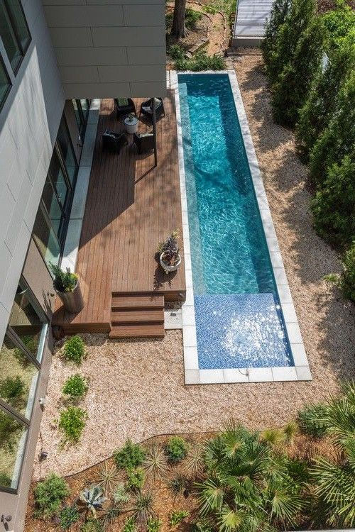 Here are 40 Amazing Backyard Pool Ideas 2019. Incredible Pool Designs That Will ...