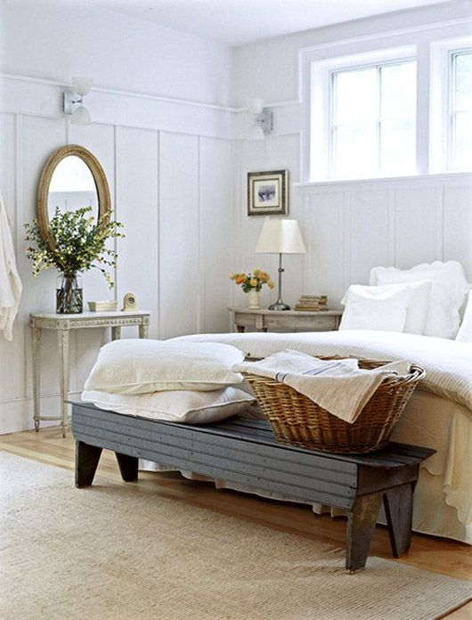 Furniture - Bedrooms : casual beach style bedroom - Decor ...