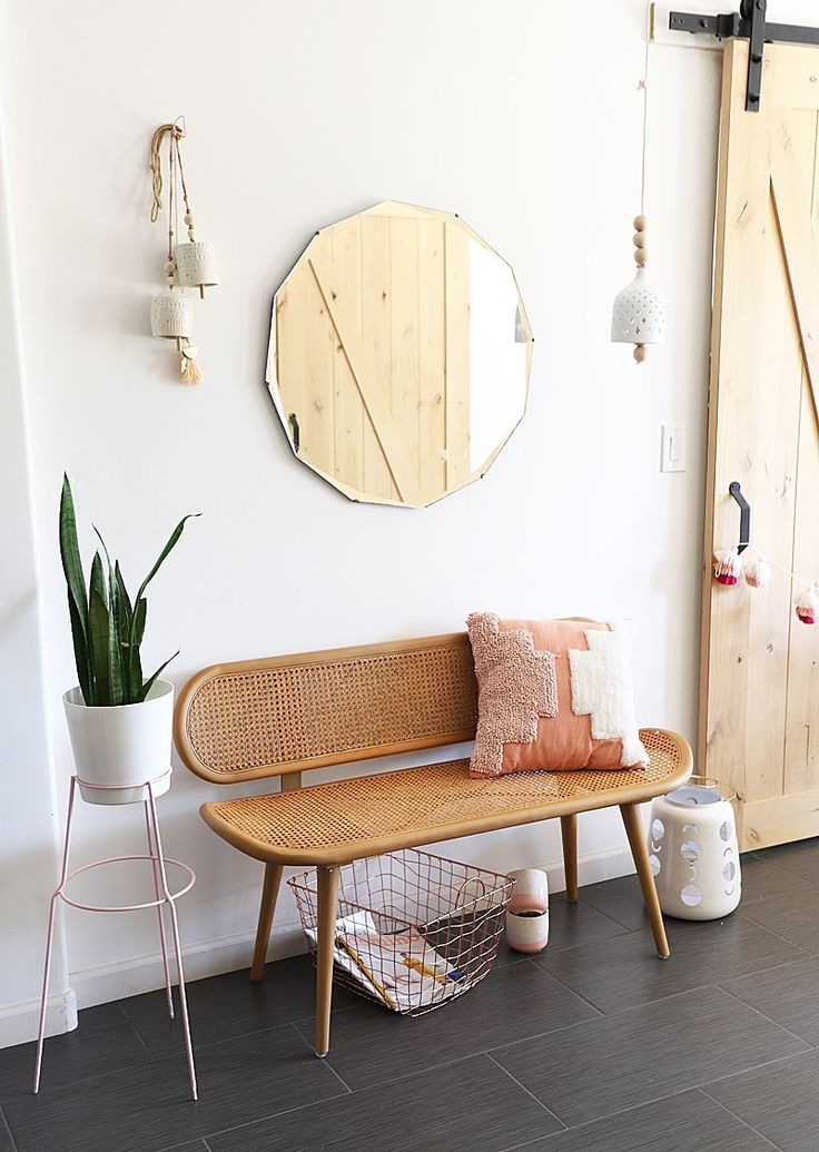 A Bubbly LifeHOME: Updated Entryway Reveal - A Bubbly Life