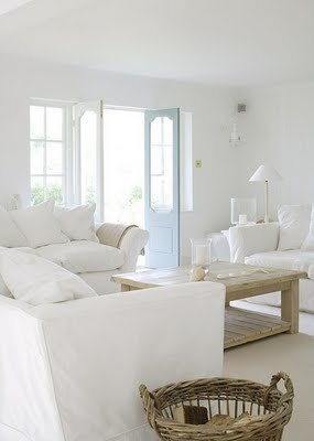 white and neutral