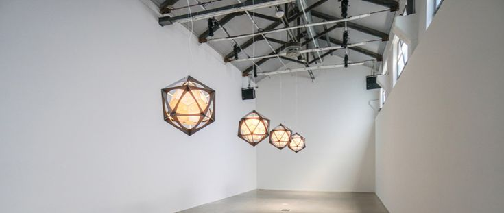 Olafur Eliasson channeled a life-long interest in geometry for his design of the...