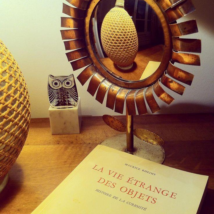 Nouveau livre de chevet #mauricerheims #collection #collectionneur #chineur #obj...