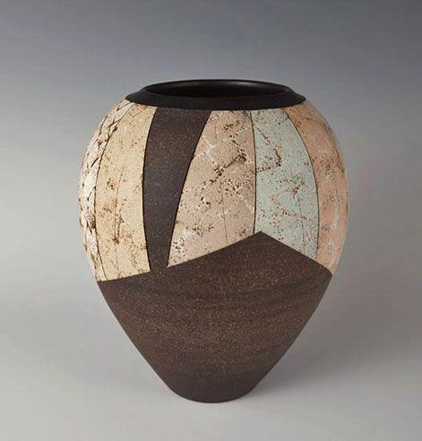Sadeiji tsubo – Hiroshi Kikuchi  japanpotterynet.com
